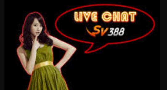 LIVE CHAT SV388 - SV388 LIVE ASIA